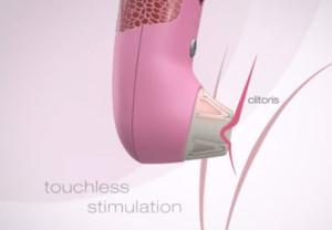 Hoe werkt de Womanizer stimulator?