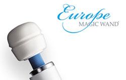 Europe Magic Wand massager