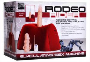 Rodeo Rider Spuitende Sex Machine