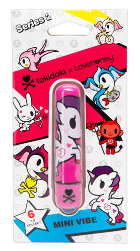 Unicorn Bullet Vibrator Tokidoki X Lovehoney