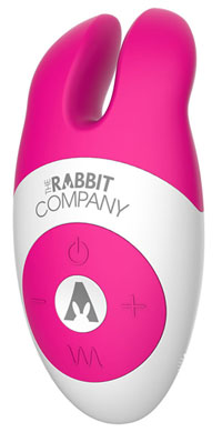 Lay-On Rabbit uitwendige vibrator
