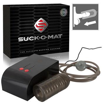 Suck-O-Mat – Beste handsfree blowjob sexmachine