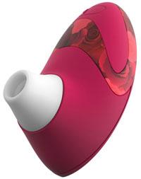 Womanizer Pro W500 rood met rozen
