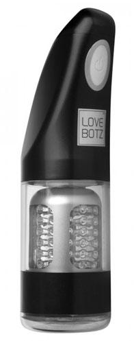 Stotende en draaiende automatische masturbator LoveBotz