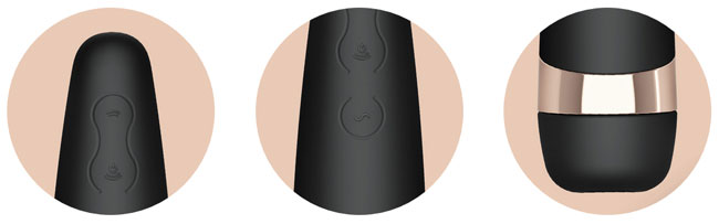 Satisfyer Pro 3 Vibration - Clitoris Stimulator zuigt én trilt